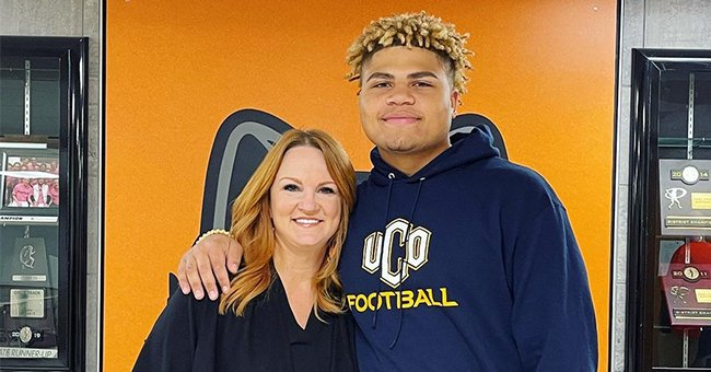 Ree Drummond Proud of Foster Son Jamar for Joining University of Central Oklahoma Football Team