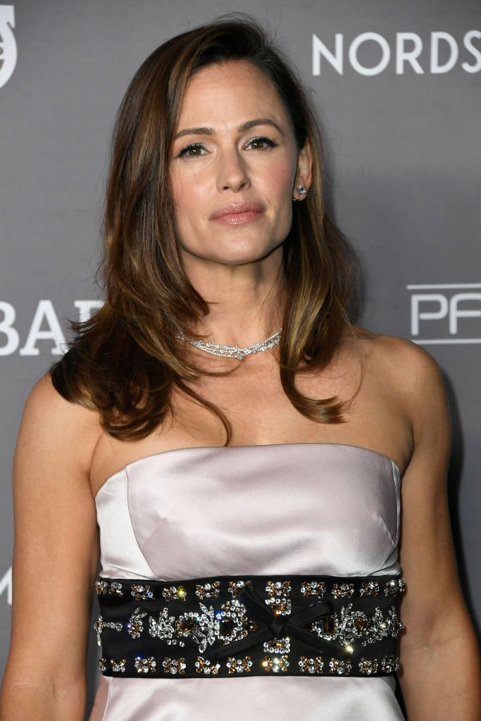 """Jennifer Garner attends 2019 """"Baby2Baby"""" Gala Presented By Paul Mitchell at 3LABS 
