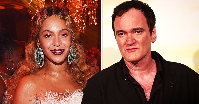 Beyoncé Appears to Glare at Quentin Tarantino during 2020 Golden Globes and Sparks Feud Rumors
