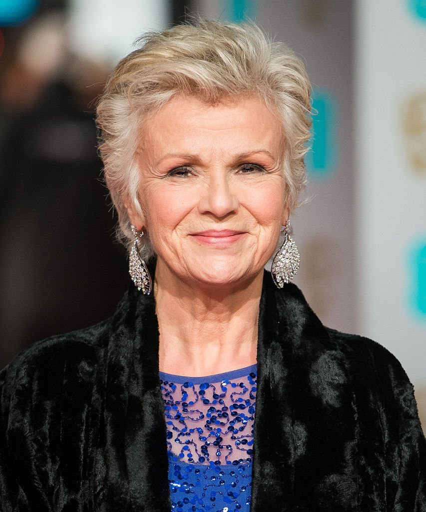 Julie Walters attends the EE British Academy Film Awards at The Royal Opera House on February 14, 2016 in London, England | Photo: Getty Images