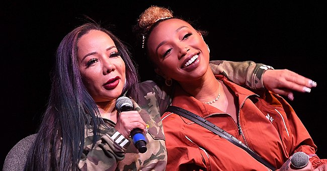 Check Out Tiny Harris' Daughter Zonnique's Arm Tattoo & Glowing Skin as She Poses in a New Pic