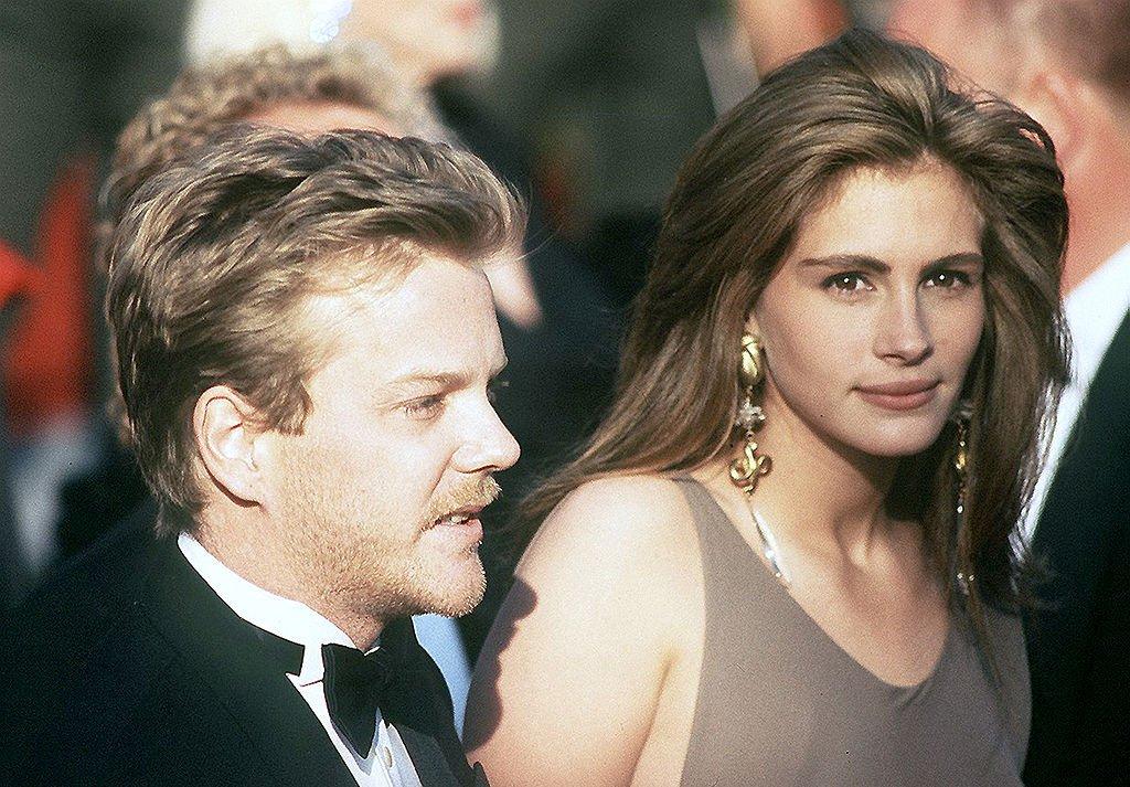 Julia Roberts et Kiefer Sutherland. l Source : Getty Images