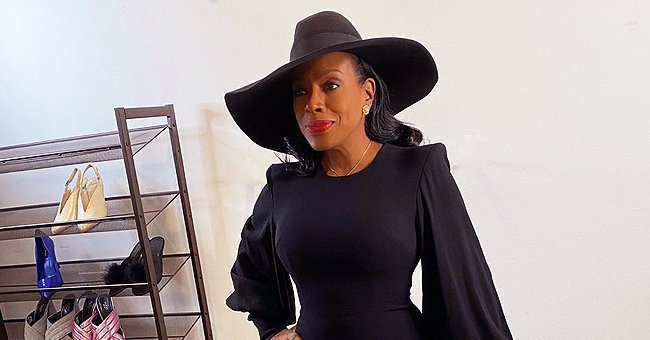 Sheryl Lee Ralph of 'Moesha' Fame Poses in Head-To-Toe Black Look & Thanks Her Stylist in New Photo