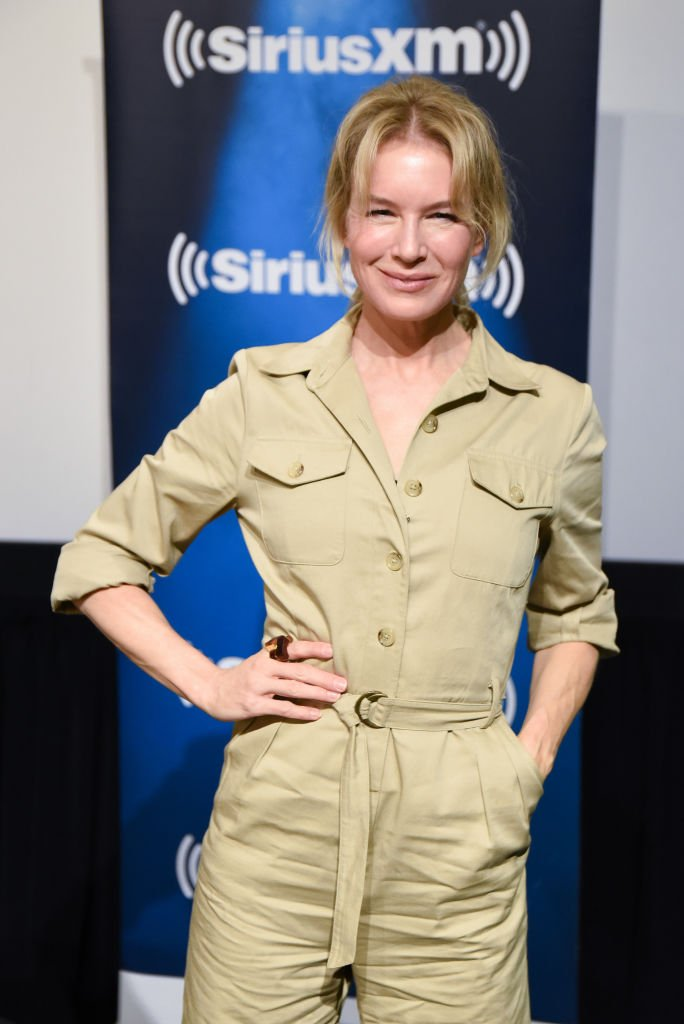 Renee Zellweger attends SiriusXM's Town Hall. | Source: Getty Images