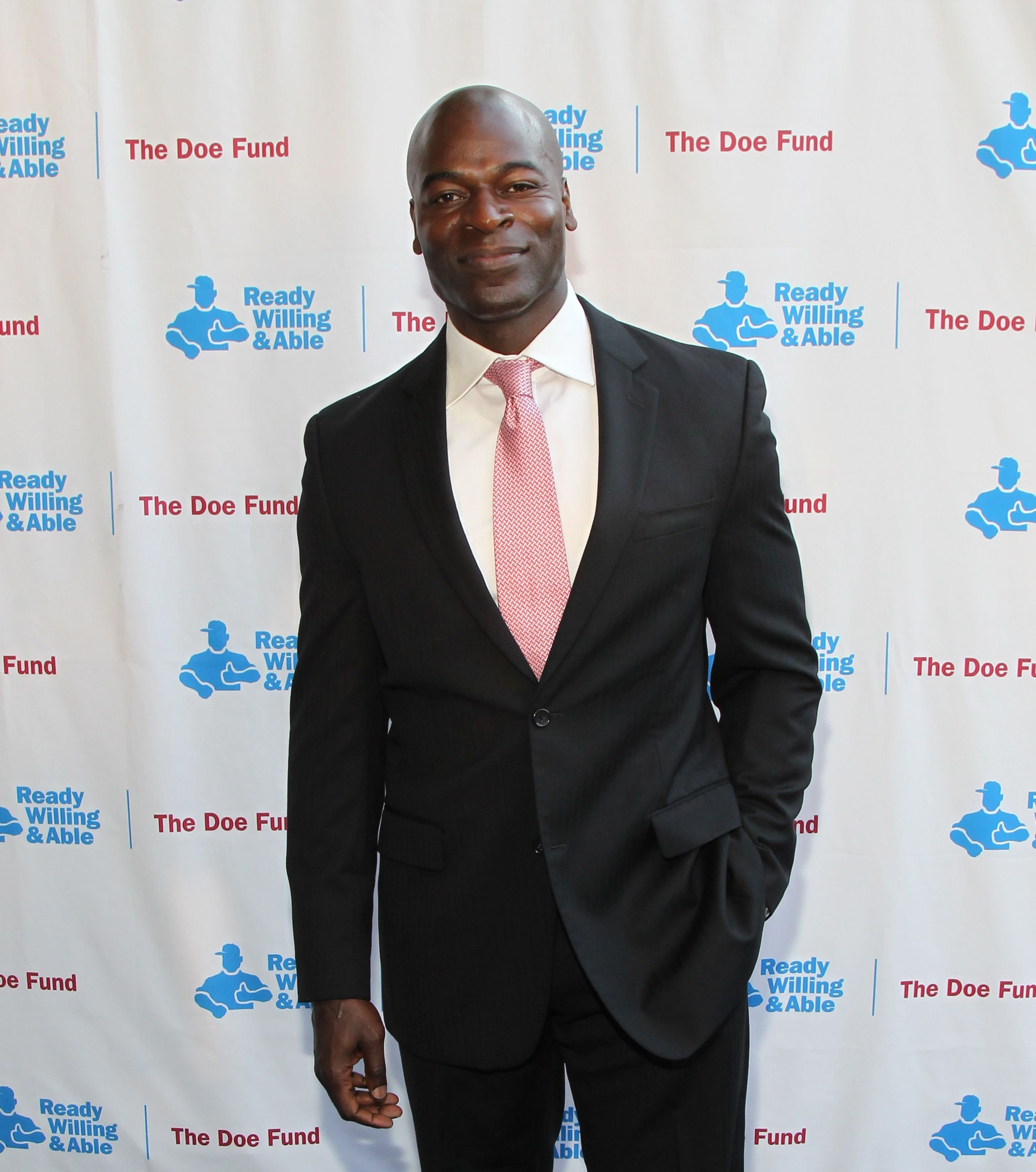 """Hisham Tawfiq at the 2015 Doe Fund """"Sweet: New York"""" event at The Bowery Hotel 