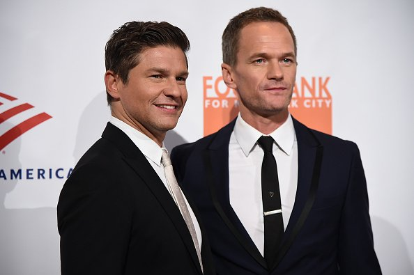 David Burtka and Neil Patrick Harris attend the Food Bank For New York City Can-Do Awards at Cipriani Wall Street on April 16, 2019, in New York City. | Source: Getty Images.
