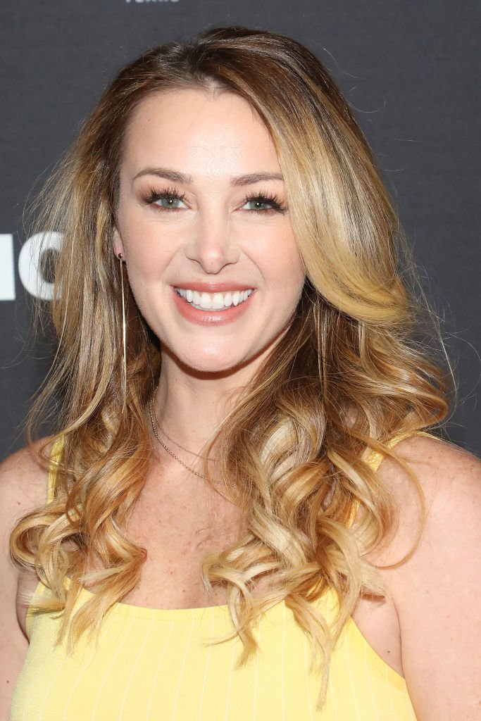 Jamie Otis attends the 2019 A+E Upfront at Jazz at Lincoln Center on March 27, 2019 | Photo: Getty Images
