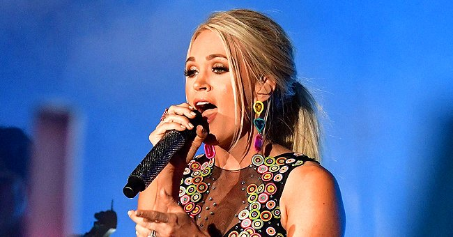 Carrie Underwood Dedicates Sweet Tribute with Throwback Photo to Eldest Son Isaiah on His 5th Birthday