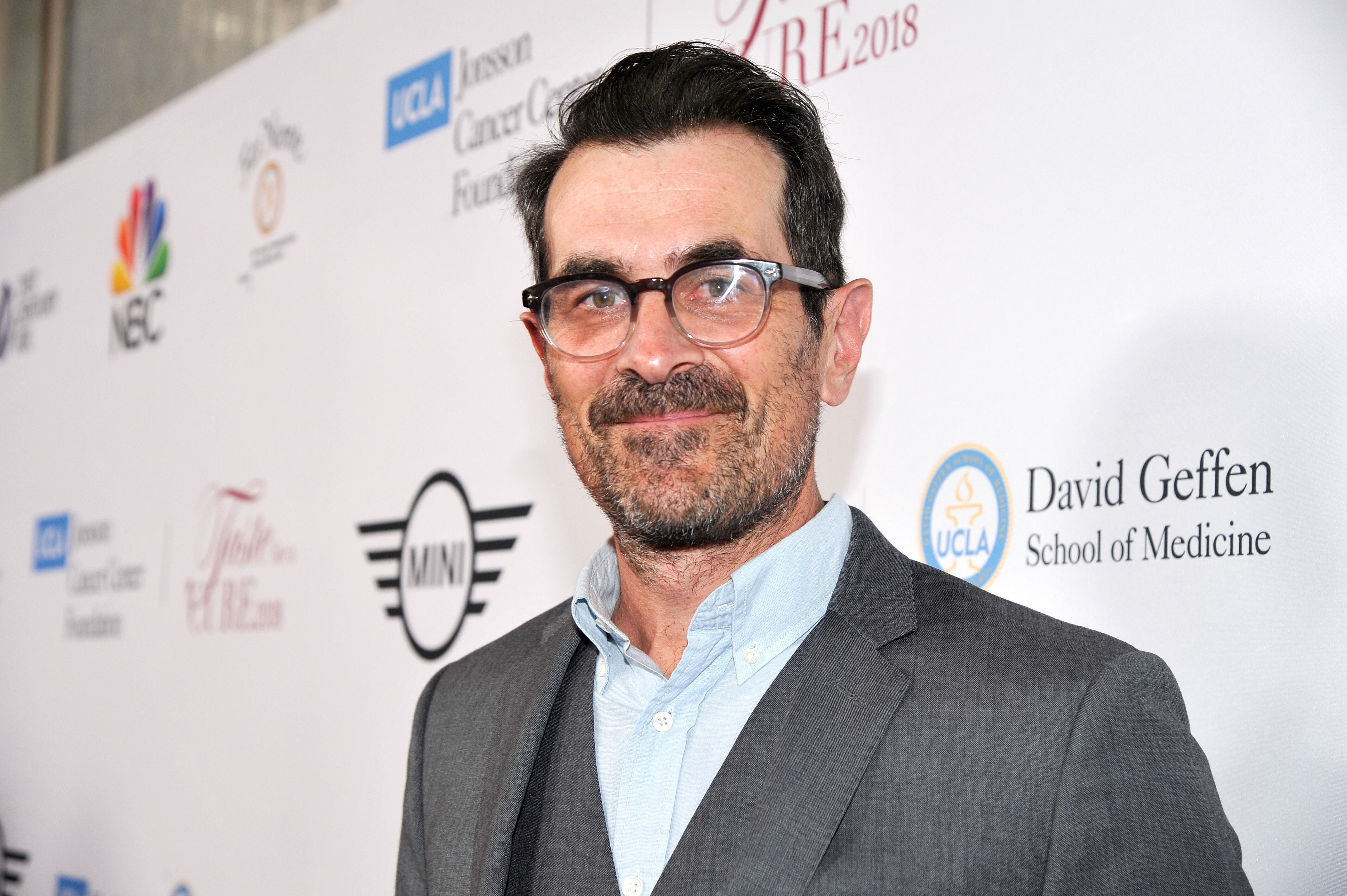 """Ty Burrell at UCLA Jonsson Cancer Center Foundation Hosts 23rd Annual """"Taste for a Cure"""" in 2018   Source: Getty Images"""