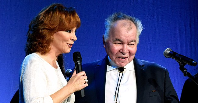Reba McEntire Honors Late John Prine with a Touching Post