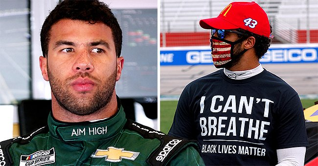 NASCAR Star Bubba Wallace Wears 'I Can't Breathe' Shirt Ahead of Folds of Honor QuickTrip 500