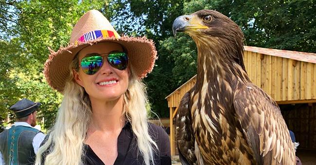 Laeticia Hallyday semble bien aimer la France alors qu'elle désire tant devenir américaine
