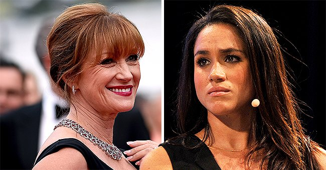 Jane Seymour of 'East of Eden' Fame Reportedly Sympathizes with Meghan Markle's Struggles since Becoming a Royal