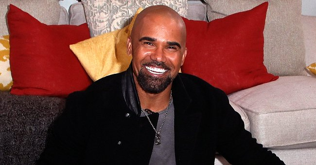 SWAT Actor Shemar Moore Shows off His Luxurious New Home & Car in a Photo with Friend