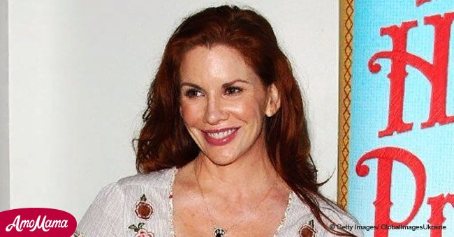 Lookback at Melissa Gilbert's Stunning Red Dress She Wore to Her Third Wedding Ceremony