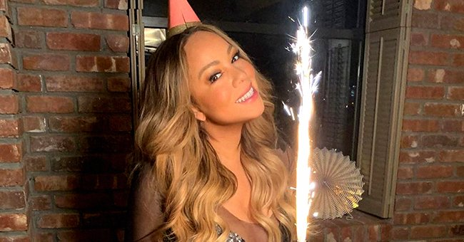 Mariah Carey Dressed up for 50th Birthday Celebration With Family Amid Quarantine