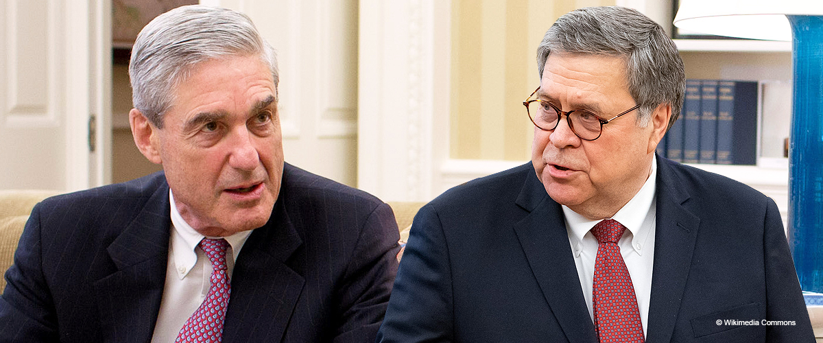 Mueller Report: US Attorney General William Barr Speaks Out