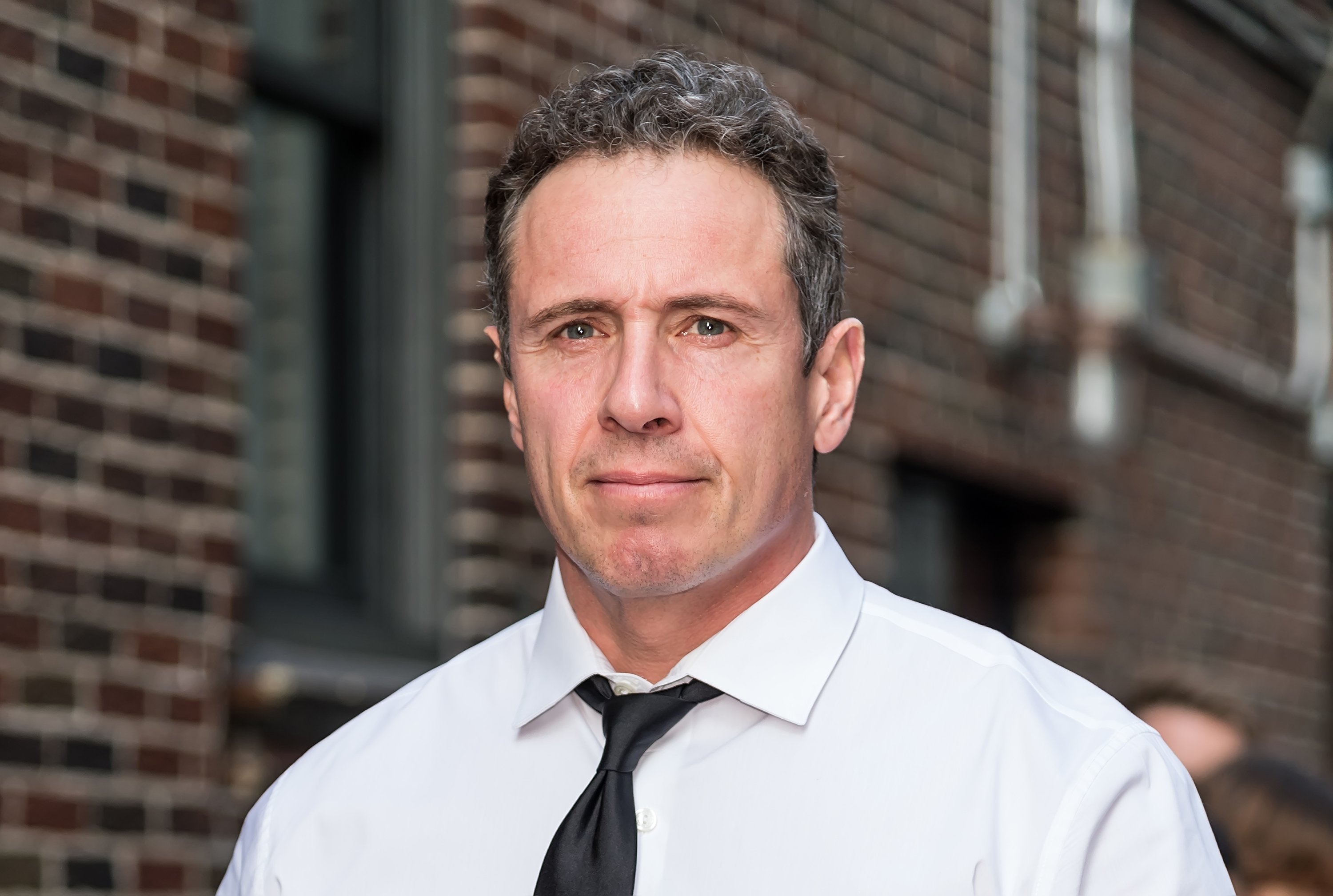 Chris Cuomo at the Ed Sullivan Theater on May 2, 2019, in New York City.   Source: Getty Images.