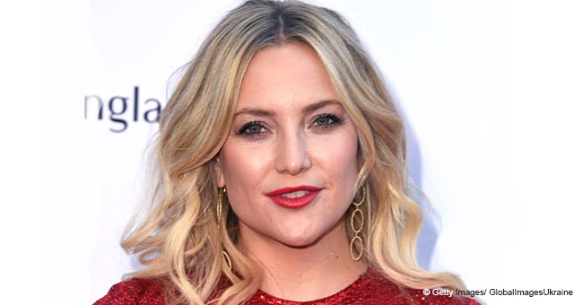 Kate Hudson Flaunts a Toned Belly as She Almost Reaches Her 'Goal Weight' after Giving Birth