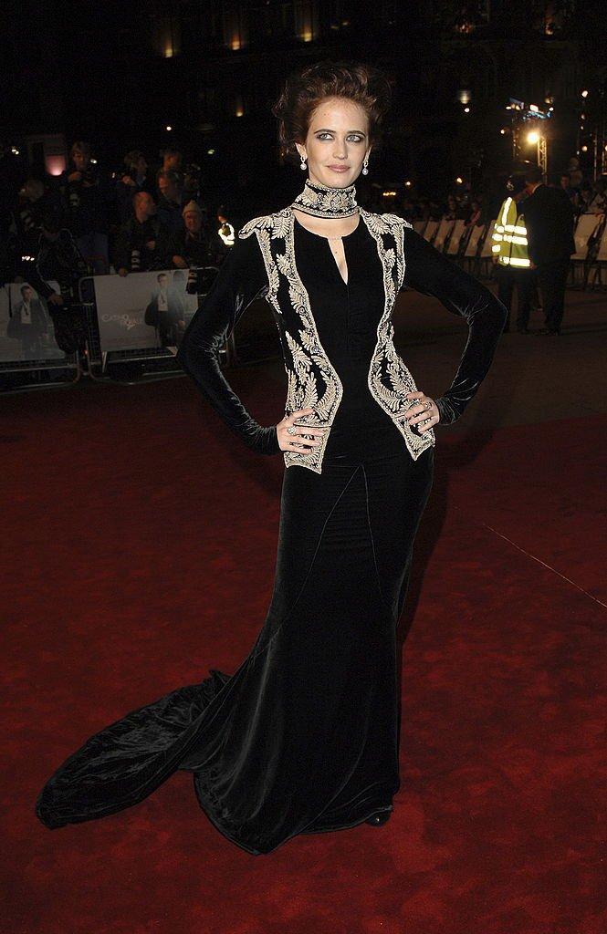 La comédienne Eva Green en 2006. l Source : Getty Images