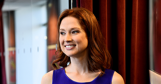 'The Office' Actress Ellie Kemper Jokes She's 102 Weeks Pregnant in New Bump Pic