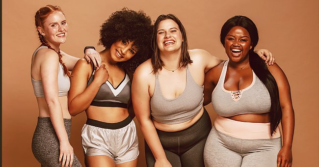 A photo of beautiful women with different shapes.   Photo: Shutterstock
