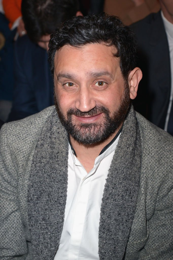 L'animateur Cryil Hanouna | Photo : Getty Images