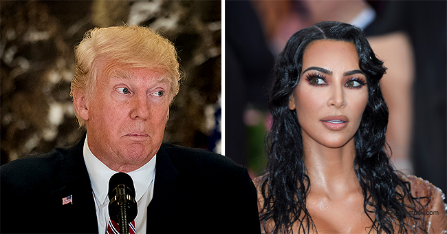 'E! True Hollywood Story' Jokingly Admits that Kim Kardashian Can Become the 'Next President'