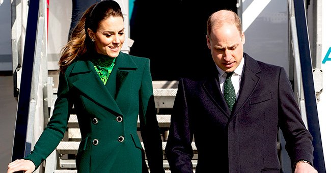 Kate Middleton Dazzles in All-Green Ensemble Worn on 1st Day of Official Visit to Ireland with Prince William