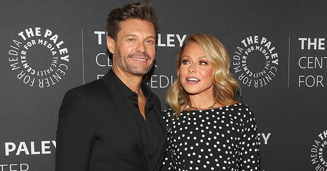 Here's Kelly Ripa's Update on Ryan Seacrest's Health after He Missed 'Live' Amid COVID-19 Scare