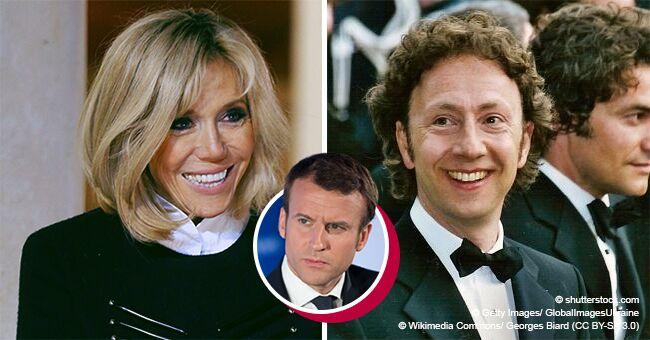 Brigitte Macron : pourquoi elle aime passer du temps avec Stéphane Bern sans son mari