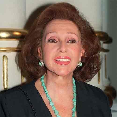 Actriz española Amparo Rivelles.   Foto: Flickr