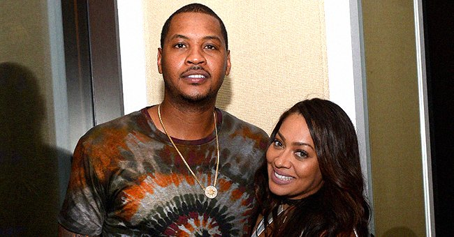 Carmelo Anthony's Estranged Wife La La Slammed for Statement about Son Kiyan Hanging Out with Girls