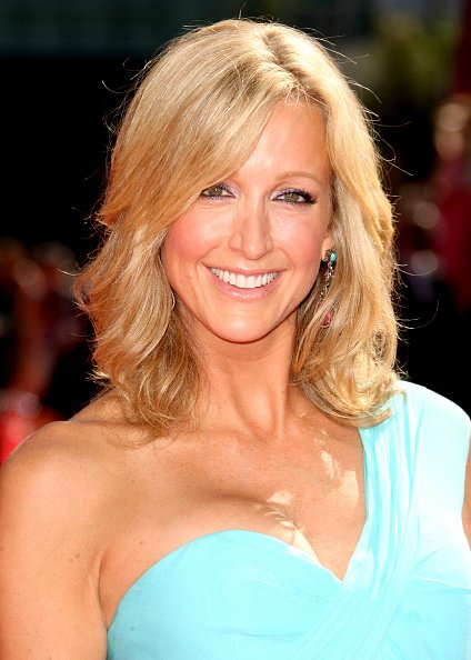 Lara Spencer at the Nokia Theatre on September 20, 2009 in Los Angeles, California.   Photo: Getty Images