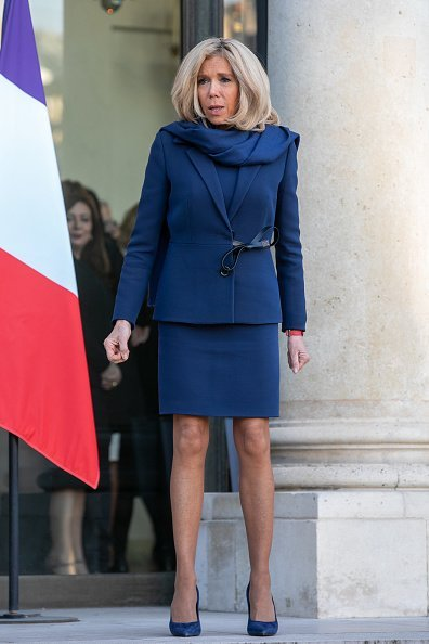 Brigitte Macron | Photo: gettyimages