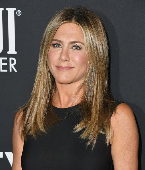 Aniston at the 4th Annual InStyle Awards in Los Angeles, California.| Photo: Getty Images.
