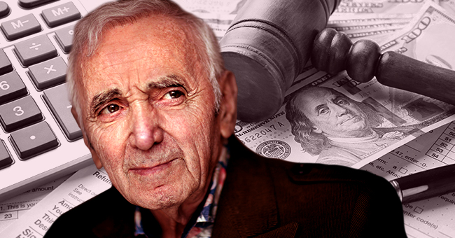 Un an sans Charles Aznavour : enquête sur ses tournées à l'étranger à cause des impôts