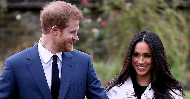 Megan Markle and Prince Harry Share Sweet Thanksgiving Message & Fans React