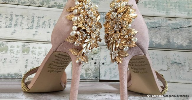 Emotional Story: Bride Finds Secret Message from Dying Mother on Wedding Shoes