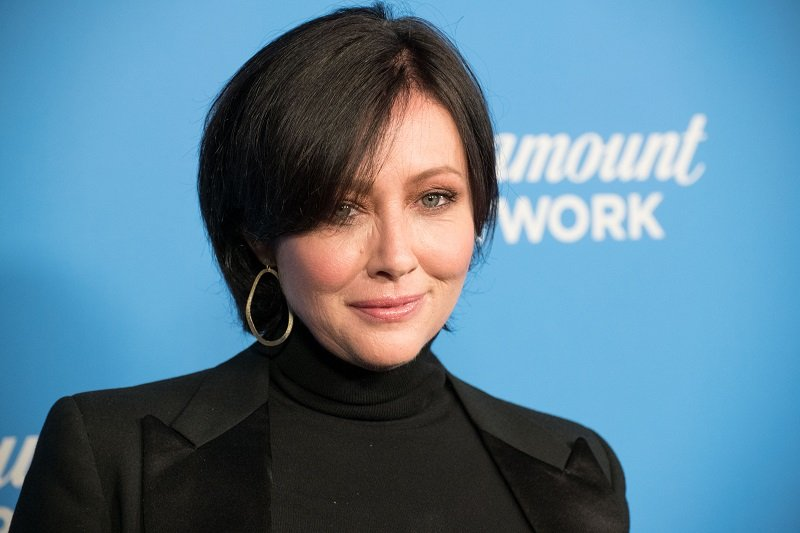 Shannen Doherty on January 18, 2018 in Los Angeles, California | Photo: Getty Images