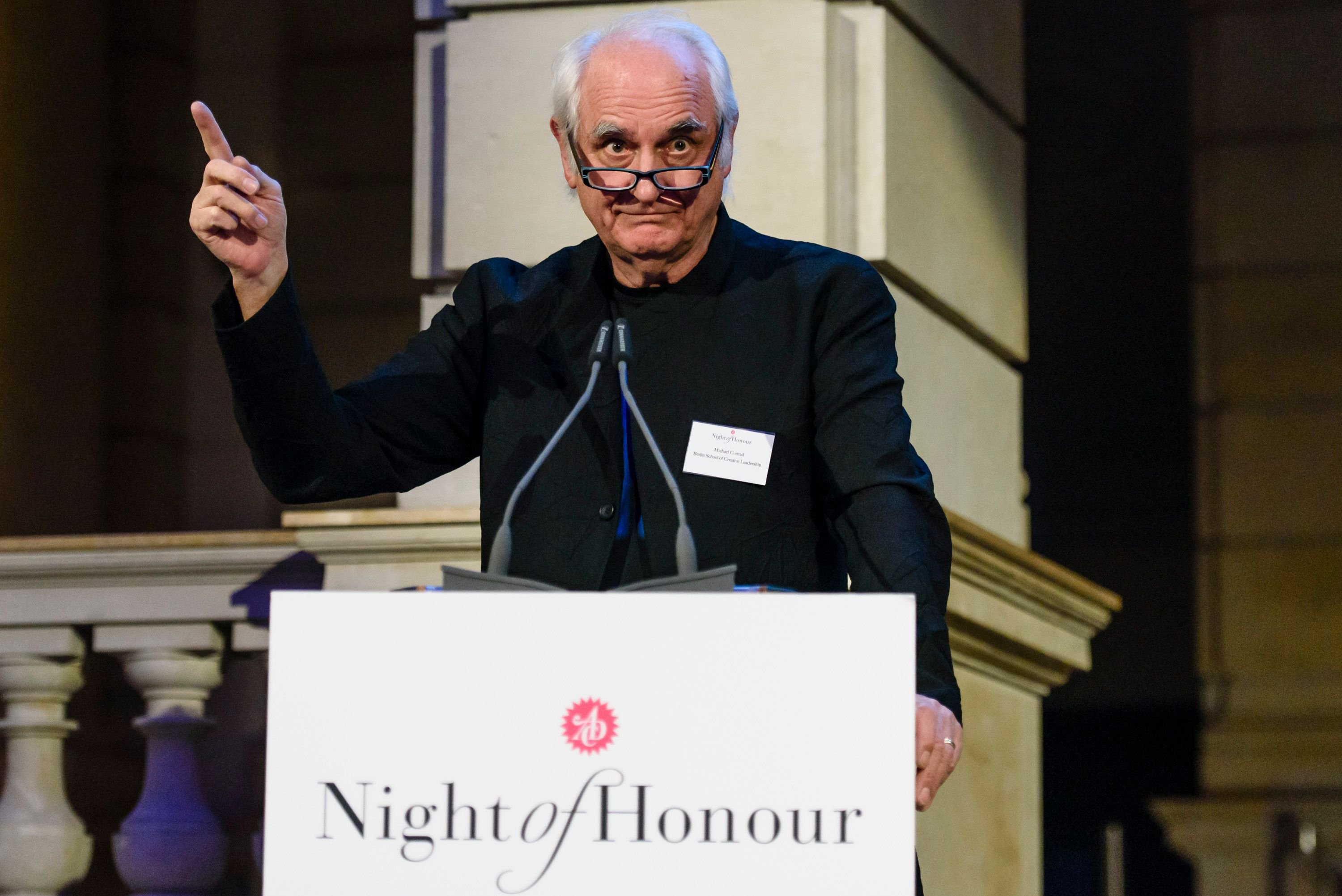 Michael Conrad attends the ADC Night Of Honour on February 26, 2015 | Photo: Getty Images