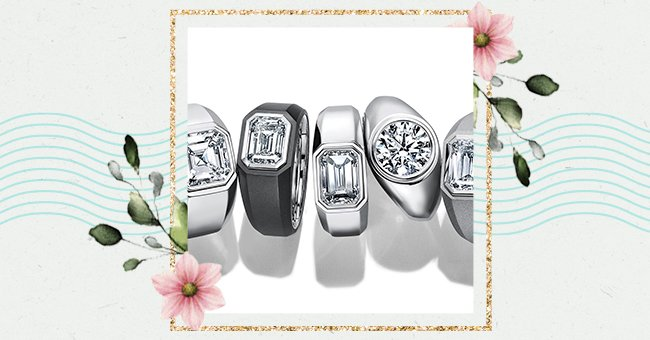 Tiffany & Co. Launches Men's Engagement Ring Line