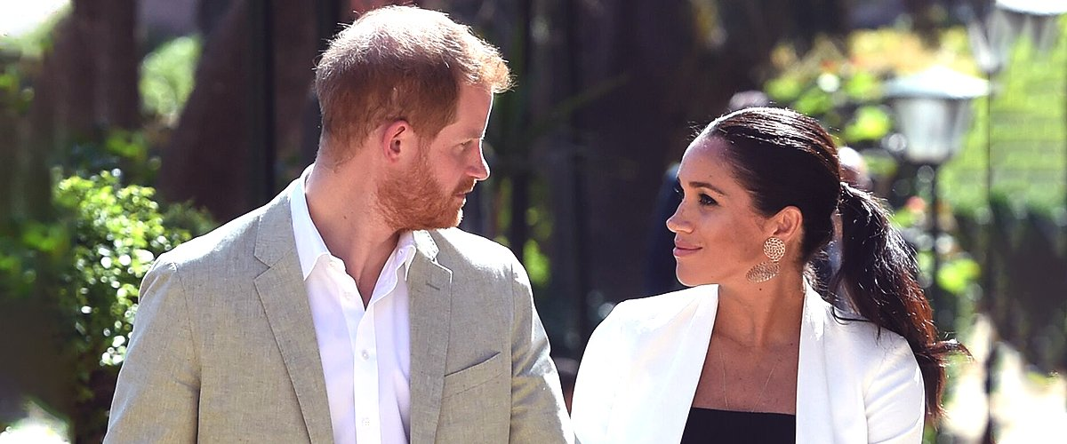 Royal Expert Explains Prince Harry and Meghan Markle Giving up Duties: 'Archie Will No Longer Be the Royal Heir'