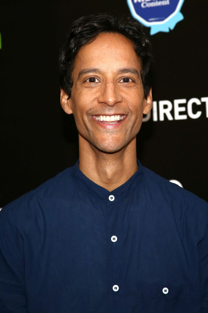 "Danny Pudi attends the DIRECTV Cinema & Warner Bros. Present ""Good Girls Get High""  