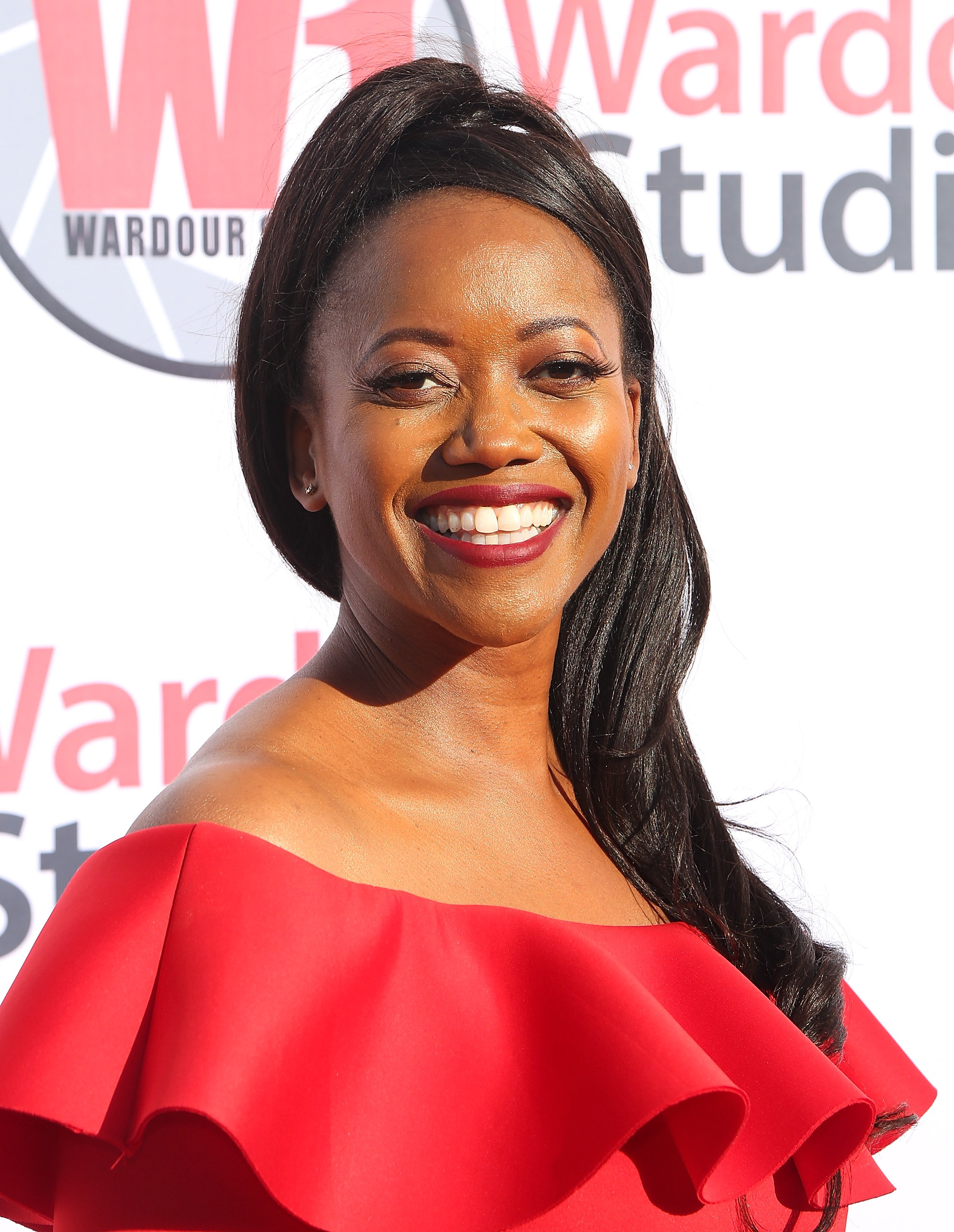 Erika Alexander attends Hollywood Stars Gala Academy Awards Viewing Party at Waldorf Astoria Beverly Hills on March 4, 2018 | Photo: GettyImages