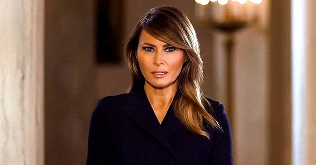 First Lady Melania Trump Praises Students for Being Strong and Determined Amid COVID-19 Pandemic