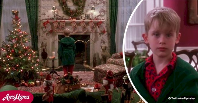 Eagle-eyed fan puts 'Home Alone' Christmas decorations under scrutiny, and her rant goes viral