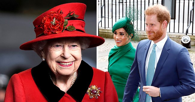 People: Meghan & Harry Told the Queen about Daughter Lilibet's Birth Ahead of the Public
