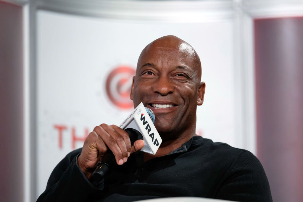 John Singleton speaks onstage at TheWrap's 8th Annual TheGrill.   Photo: GettyImages