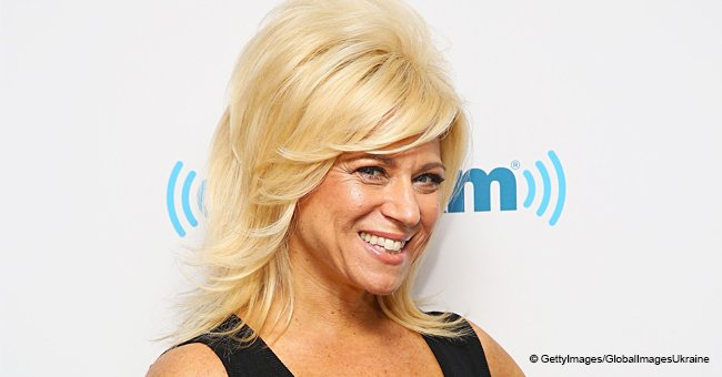 Theresa Caputo Shares Stylish Photo in a Sparkly Dress after Her Ex Showed off His New Love